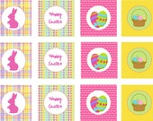 Easter Party Circles