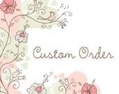 Custom listing for lindz06