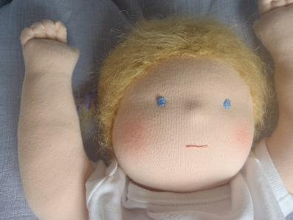 waldorf baby doll reserved for Andrea - payment 4