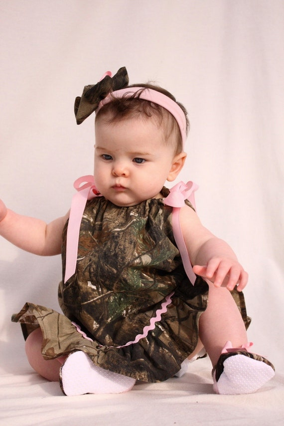 baby girl camo realtree t set pillowcase dress shoes