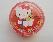 1993 Hello Kitty Cased Pencil Sharpener.