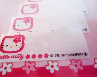 Iron On Japanese Hello Kitty Appliques. Sanrio