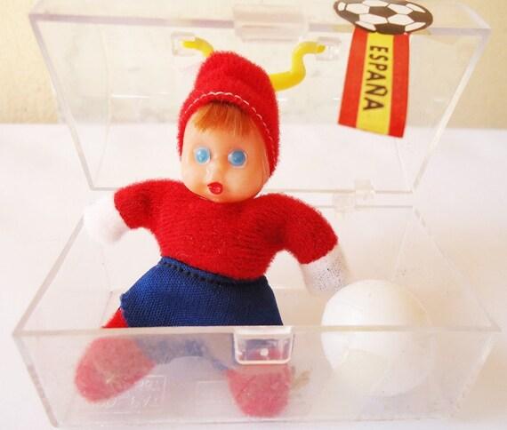 Spanish World Cup Doll.1982