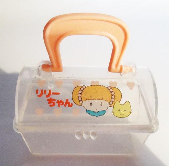 Super rare Mini Riri--chan KAwaiiTrunk .80S