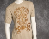 Large Day of the Dead Circus Printed Tee