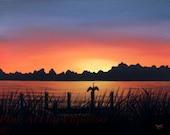 Whipporwill Lake Sunset