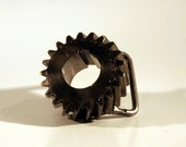Steel Gear Belt Buckle...