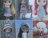 Simplicity Doll Clothes Pattern 2353