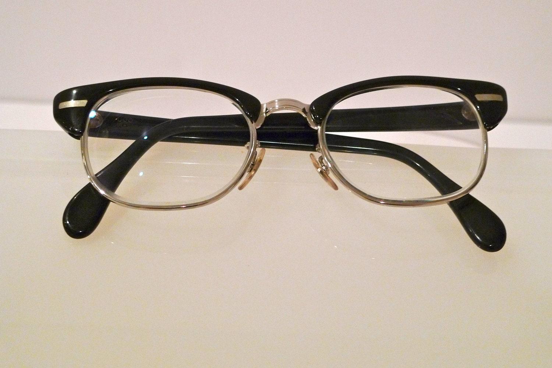 eye glasses frames black silver frame spectacles horn