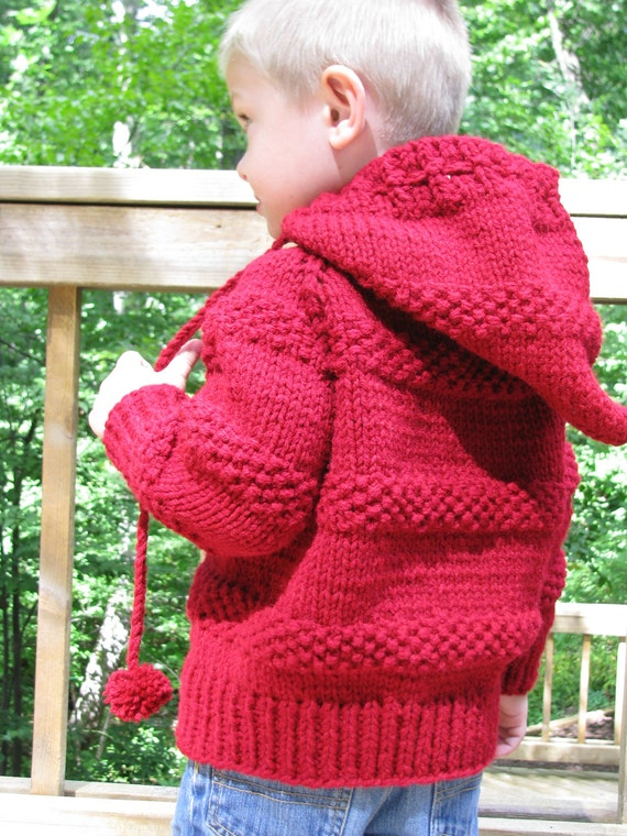 button up hooded sweater for toddler 3T