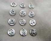 ZODIAC Signs - PLANETS - ELEMENTS Charms