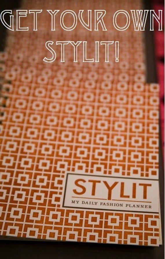 STYLIT, A DAILY FASHION PLANNER
