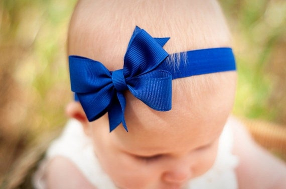Custom Listing for Melissa   Single Layer Pinwheel Boutique Baby Headband Bow
