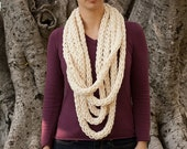 Infinity NO-Knit Scarf BUNDLE PDF Pattern