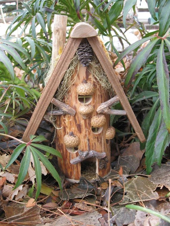 Fairy Cottage OOAK