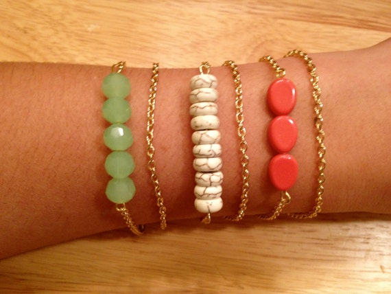 The Rio Bracelet Trio