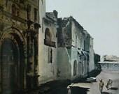 Mexico Print, Convent of Acolman