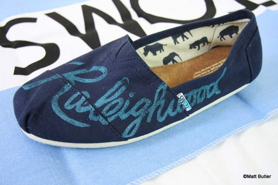 Raleighwood TOMS Shoes