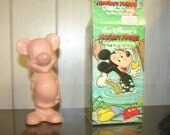 Walt Disney's Mickey Mouse Sculptured Soap with collectible box