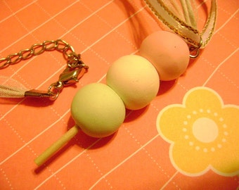 Adorable Dango Necklace