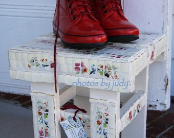 Red Boots - 11 x 14 inch Fine Art Photography - still life