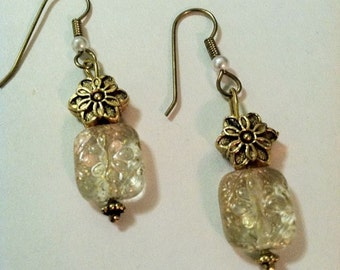 Goldie Glitter Earrings