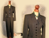Vintage Giorgio Armani Pants Suit Italian made Italian Fabric