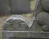 New England Graveyards Note Cards Set I - Set of 4 different images