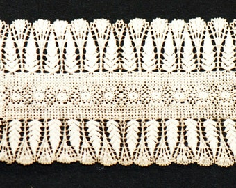 Large Antique Table Runner