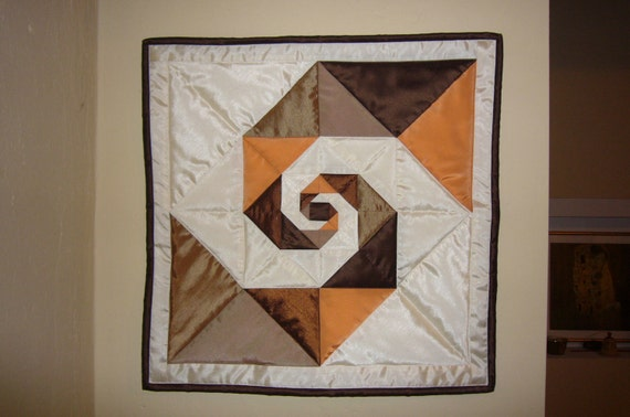 Virginia reel modern quilt block Paper pieced INSTANT DOWNLOAD PDF Pattern