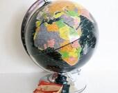 Vintage Globe - Starlight 1957 - Replogle - w/Original Tags - TREASURY PICK