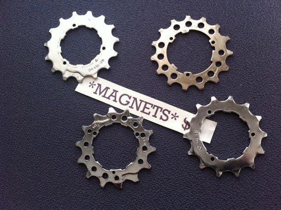 BIKE GEAR - magnet set