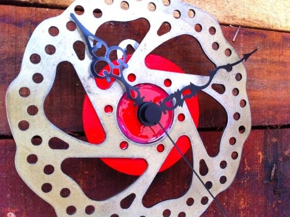 Bike Clock - disk brake