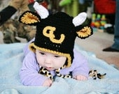 Reserved listing for GreenEggsandHamlet - CU Buffaloes Hat 9-18 mo