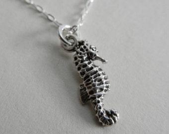 Little Seahorse Necklace