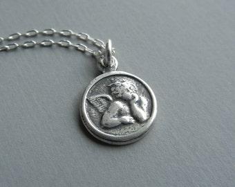 Little Cherub Necklace
