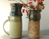 stoneware pitchers