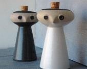 Bennington Salt & Pepper Shakers