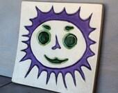 Bennington Sun Art Tile