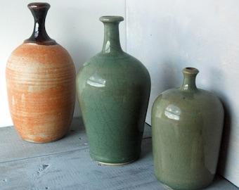 Brown Vase