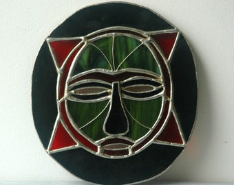 Tribal Stained Glass