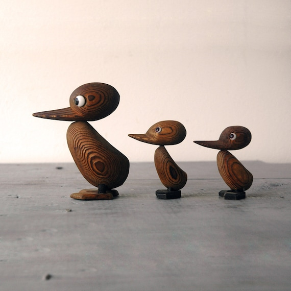 Mod Duck Family