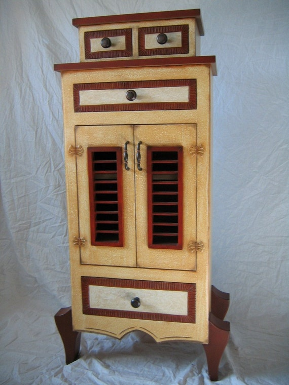 Mini Hutch - Handcrafted Furniture by Fig Jam Studio