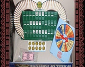 Classic  Wheel Of Fortune Board Game 1985