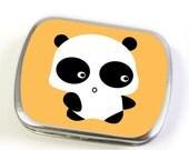 Buy 3 get 4th FREE - Panda Tin Box  - TINS214