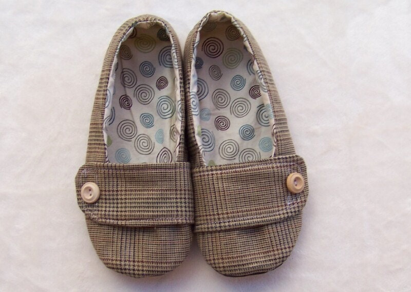 Vegan Soft Soled Baby Shoes