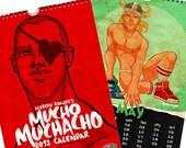SALE - 2012 Calendar - Twelve sexy men - perfect gift