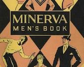 Minerva Men's Book Volume 37, 24 designs c.1934 - Vintage Knitting Pattern booklet PDF (103)