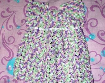 Flower girl summer dress