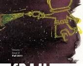 Cram Magazine, Issue 2 - Opposing Forces